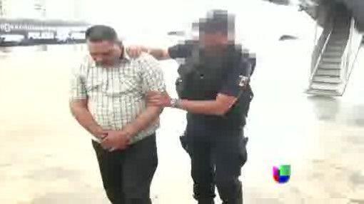 Coronel Barrera fue capturado en el estado de Sonora sin que haya presen...