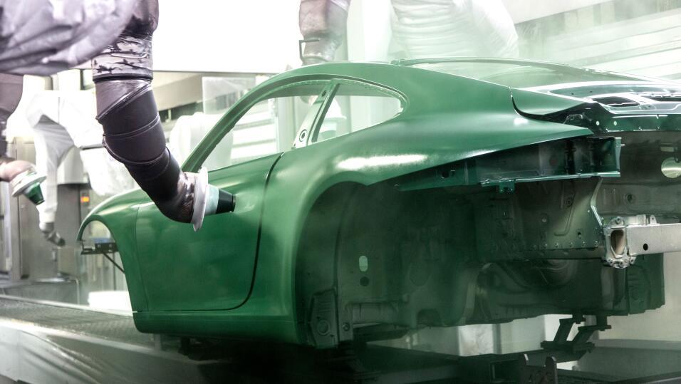 Porsche fabricó la unidad número un millón de su legendario 911 high_the...