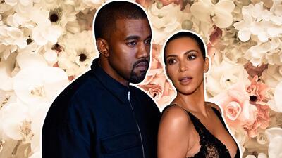 Con un cuarto lleno de flores y una serenata en piano: así sorprendió Kanye West a Kim Kardashian en su cumpleaños