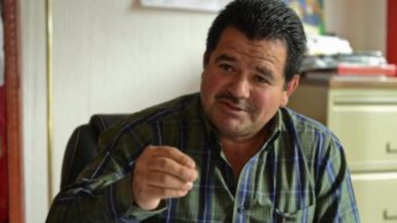 César Miguel Peñaloza Santana, presidente municipal de Cocula.
