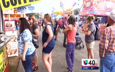 ¡No se pierda la Feria Estatal de Carolina del Norte!