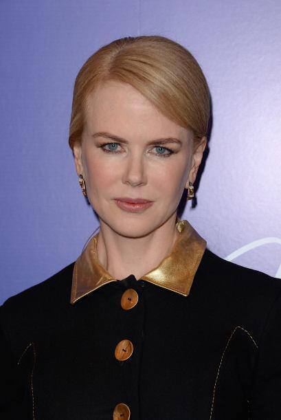 Nicole Kidman también sufrió mucho para poder ser madre. Después de much...