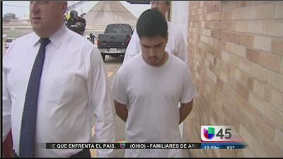 Luis Alonzo Alfaro es el atacante de Spring High School
