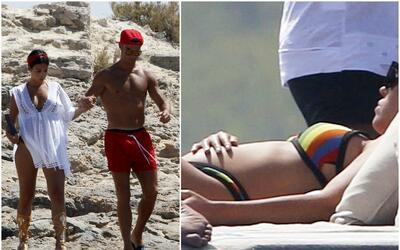 Cristiano y Georgina embarazo