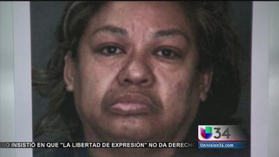 Niñera acusada de abuso contra niña