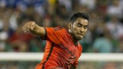 José Juan Vázquez (6): El 'Gallito' estuvo alejado de su nivel óptimo. L...