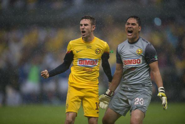 Un increíble gol de Moisés Muñoz llevó las cosas a las últimas consecuen...
