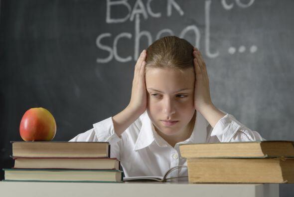 Y para los padres, la primera recomendación es que eviten los nervios pr...