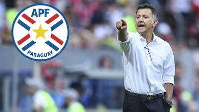 Juan Carlos Osorio, cerca de Paraguay; pero aún sueña con Colombia