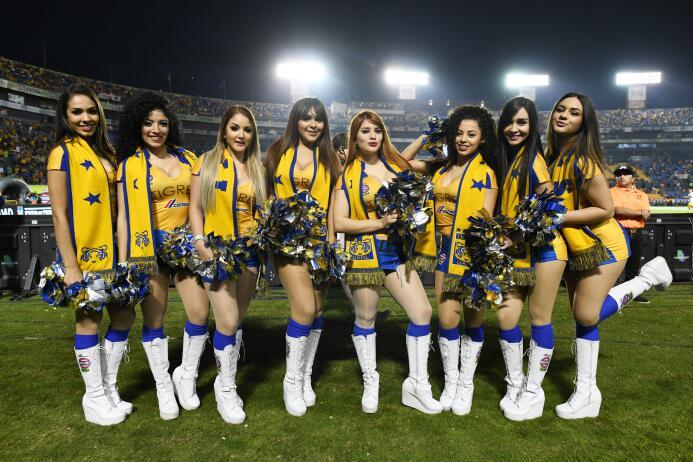 La belleza de las semifinales de la Liga MX