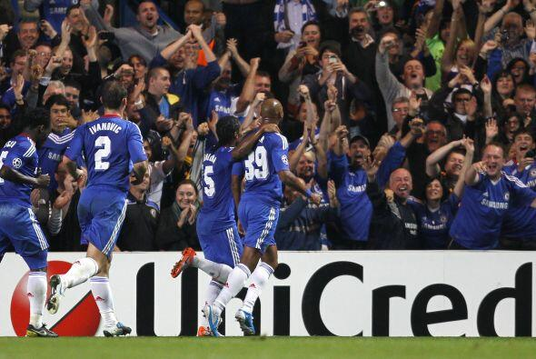 Con un marcador final de 2-0, Chelsea ganó otros tres puntos.