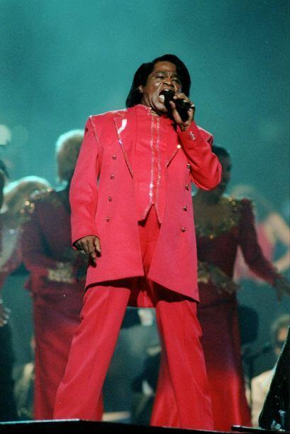 Para el Super Bowl XXXI James Brown interpretó los temas 'Soul Man' y 'I...