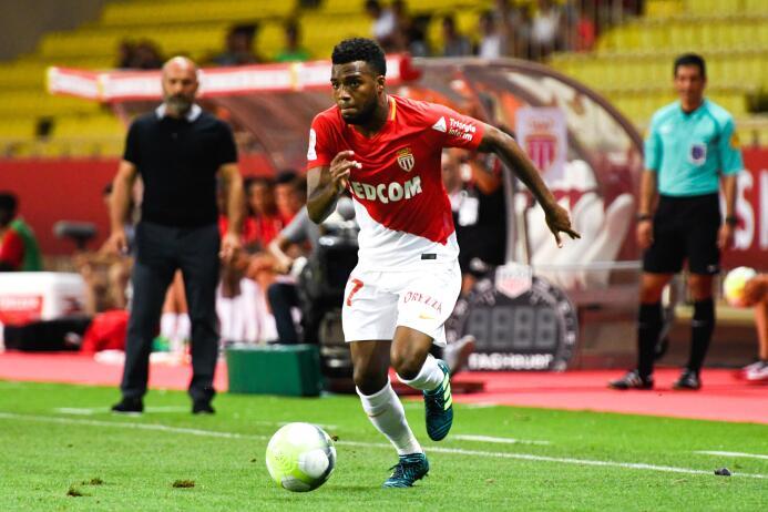 Además, del club monegasco también saldría el extremo Thomas Lemar para...