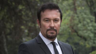 Arturo Peniche interpreta a Bruno Borgetti.