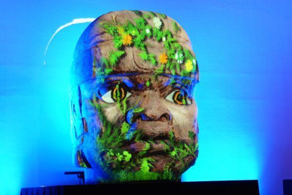 Una nueva interpretación de la cultura mesoamericana, en la exposición.