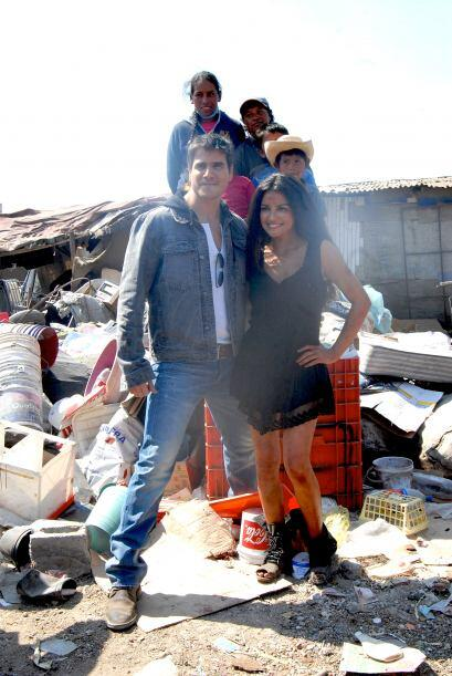 Esta actuación le dio la nominación a los Premios TVyNovelas 2015.
