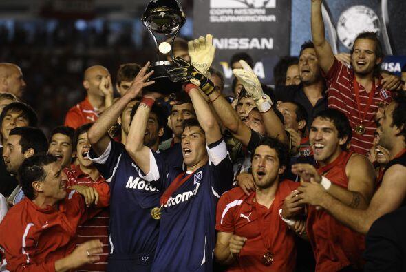 El segundo torneo de clubes en importancia de la región fue la Sudameric...
