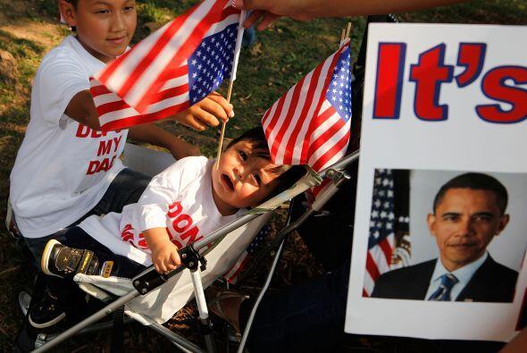 Cuatro de cinco niños de padres indocumentados nacieron en Estados Unido...