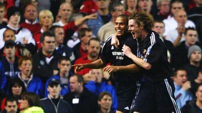 Ronaldo y su recuerdo de una noche fantástica en el Old Trafford