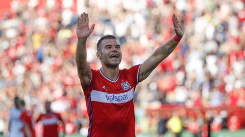 Nemanja Nikolic, con cifras goleadoras contundentes en la MLS.