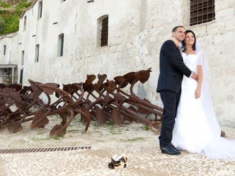 Si quieres una boda romántica, clásica y 'glamourosa' insp...