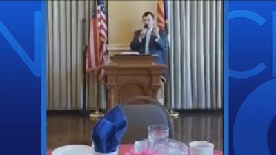 """Legislador republicano David Stringer se refiere a los inmigrantes como una """"amenaza para EEUU"""""""
