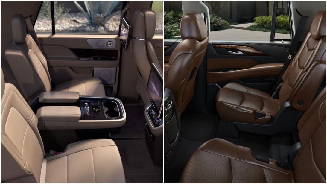 Sea usted el juez: Lincoln Navigator vs. Cadillac Escalade pjimage-6.jpg