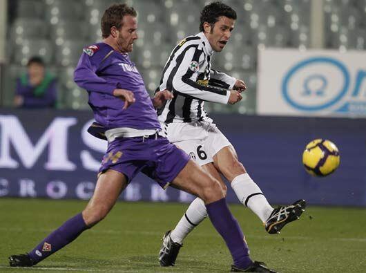 Y al final, gracias a un tanto de Fabio Grosso, Juventus se impuso 2-1 y...