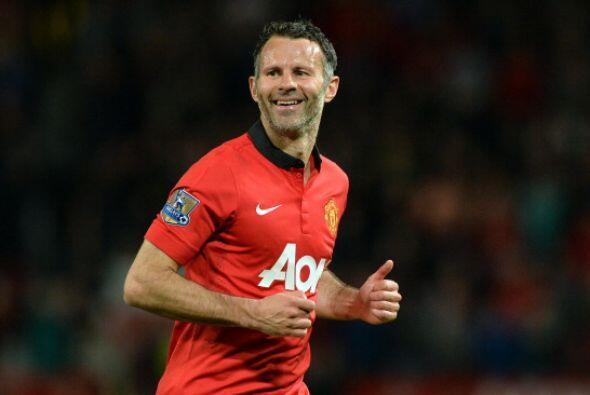 Ryan Giggs tomó las riendas del Manchester United como Director Técnico...