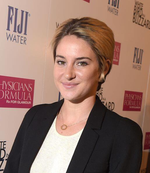 La actriz lidera el grupo de nominaciones gracias a las cintas 'Divergen...
