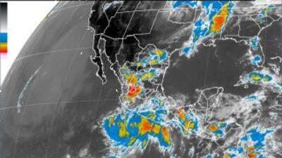 La depresión 3-E se convirtió en la tormenta tropical Cristina y afectar...