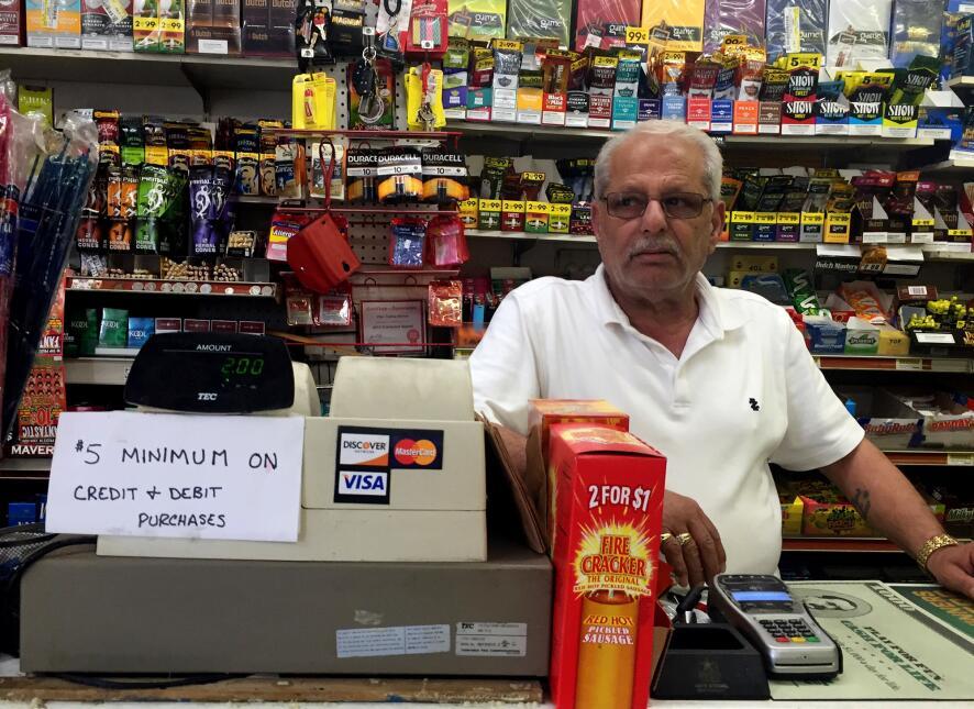 El almacén Plan 12 Market es de dos hermanos de origen palestino