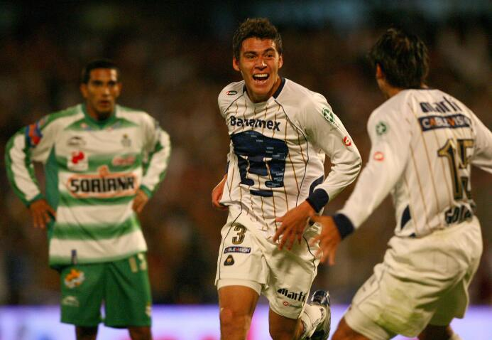 Héctor Moreno: 'puma', 'granjero', 'lobo' y ahora 'txuri-urdines' GettyI...