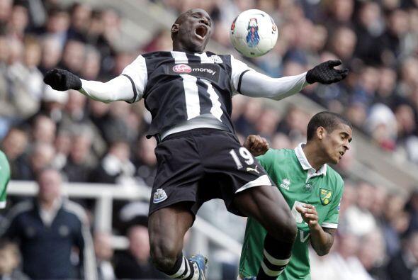 El otro partido del día se disputó entre Bescastle y Norwich.