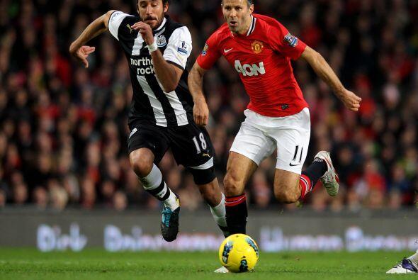 El Manchester United recibió al Newcastle con la obligació...