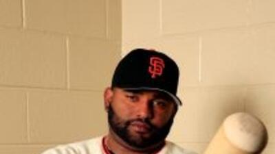 Pablo Sandoval y los campeones Gigantes de San Francisco inician la defe...