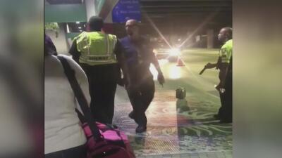 Caos y vuelos retrasados por paquete sospechoso en el aeropuerto de Fort Lauderdale