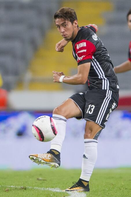 Desde el Atlas, Javier Salas pasa a Cruz Azul en transferencia definitiva.