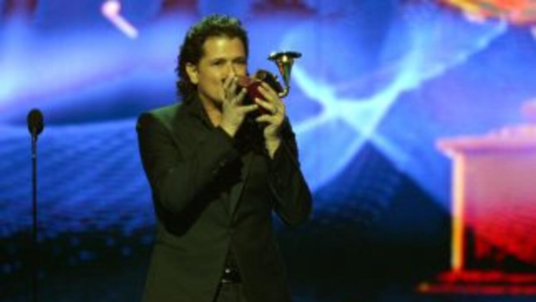 Carlos Vives fue el máximo ganador de Latin GRAMMY 2013.