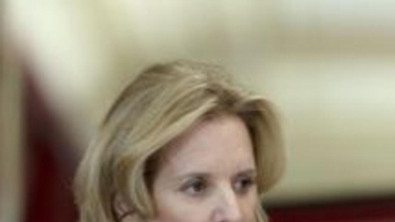 Kerry Kennedy fue hallada no culpable por una corte en Westchester, NY.