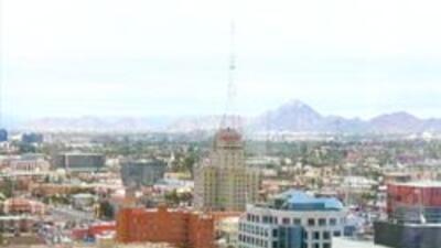 La ciudad de Phoenix