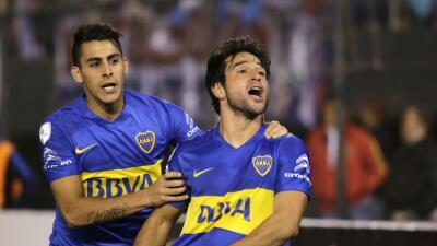 Boca Juniors se impone en visita a Cerro Porteño en la ida de octavos de Libertadores