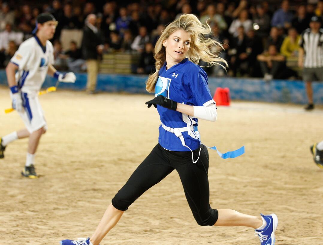 Marissa Miller, la sensual modelo fanática de NFL y que tuvo novio en Na...
