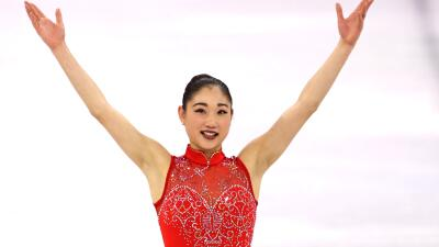 Team USA first woman to land triple axel jump in Olympics