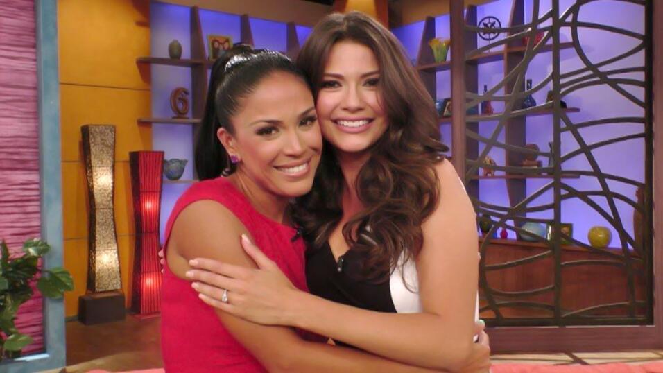 Ana Patricia y Karla