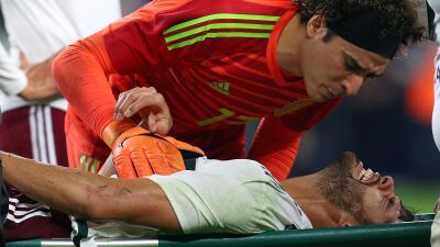 Focos Rojos: La fecha FIFA mandó a varios mundialistas a la enfermería