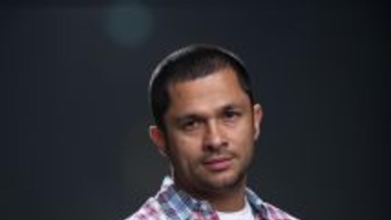 Andrés López, guionista de Las Muñecas de la Mafia, visitó los estudios...