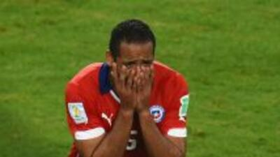 Jean Beausejour se convirtió en el primer futbolista chileno en marcar u...