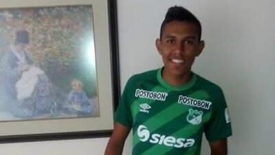 Muere el futbolista colombiano tras un accidente automovilístico
