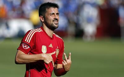David Villa jamás cierra las puertas a la selección de Esp...